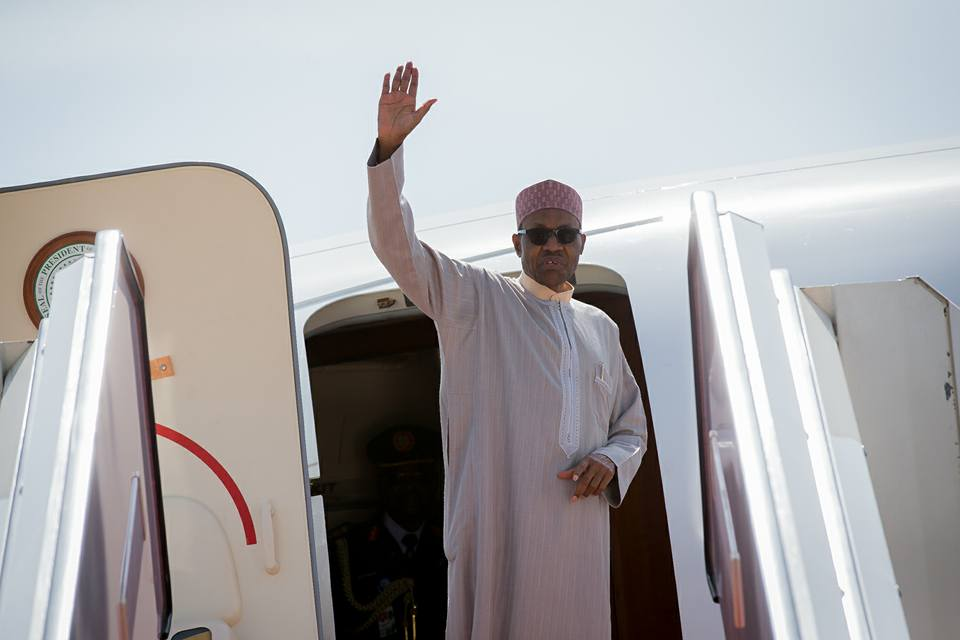 Nationwide Broadcast: Buhari Gives Hope to Investors