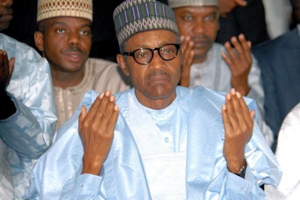 Buhari Consoles Ken Saro-Wiwa Jr's Widow