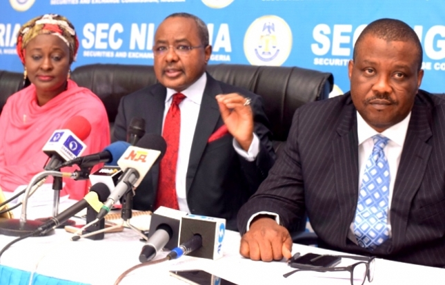 SEC Begins Capital Market Committee Meeting Today