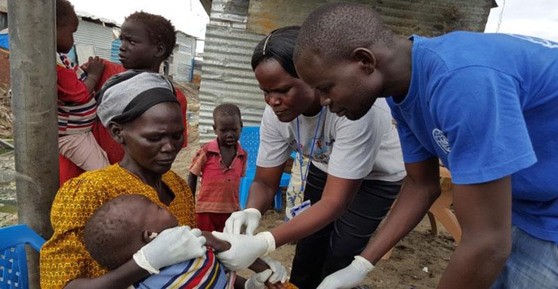 Aid Agencies Seek $1.5b for 5.7m South Sudanese