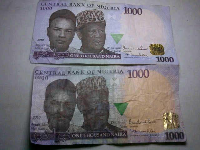 Con Men Cannot Produce A Real Naira Note That S Fact Even If They Can T Without Bloating Overhead Cost In View Of This