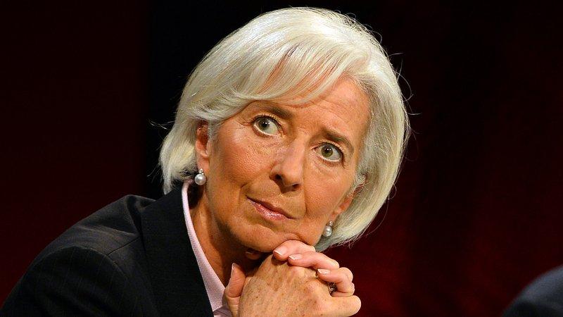IMF Happy With Egypt's Economic Growth—Lagarde