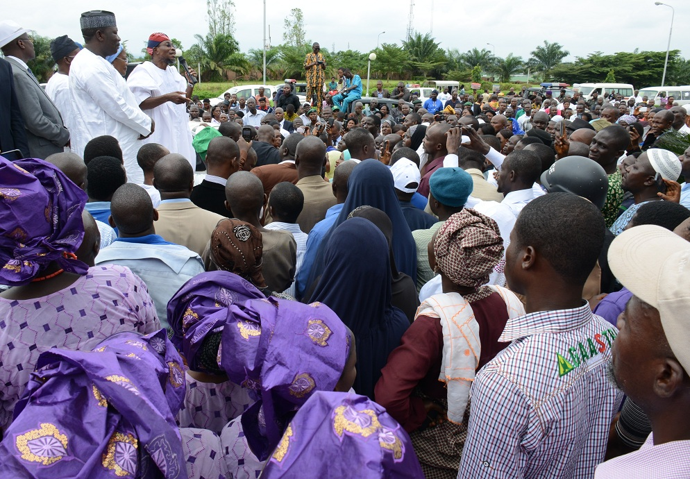 Osun Workers Suspend 4-Day Old Strike