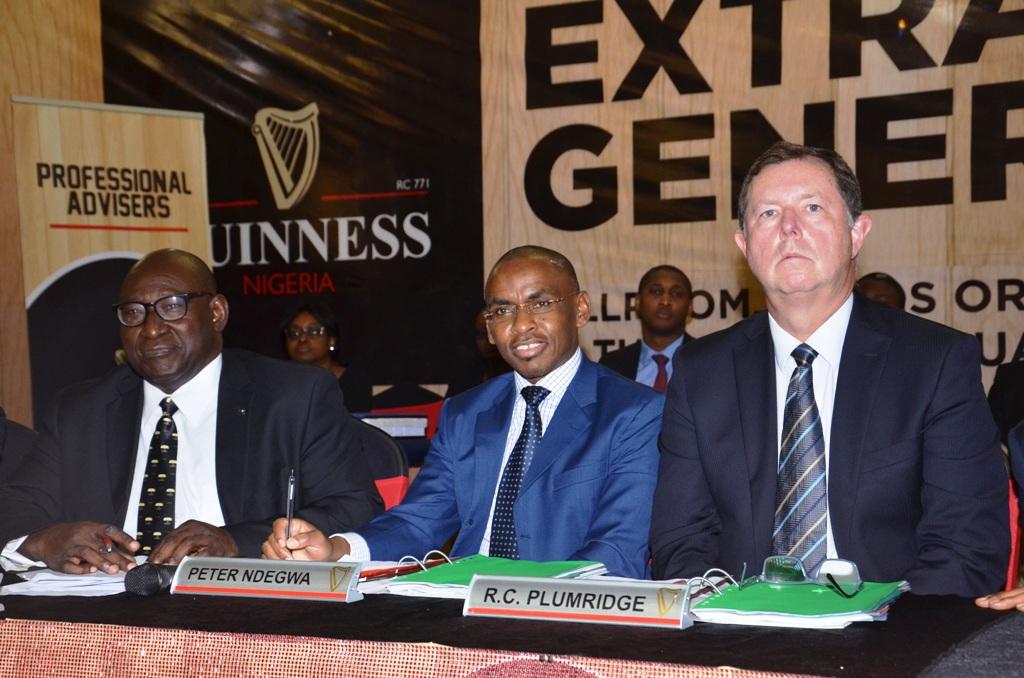 Guinness Nigeria EGM