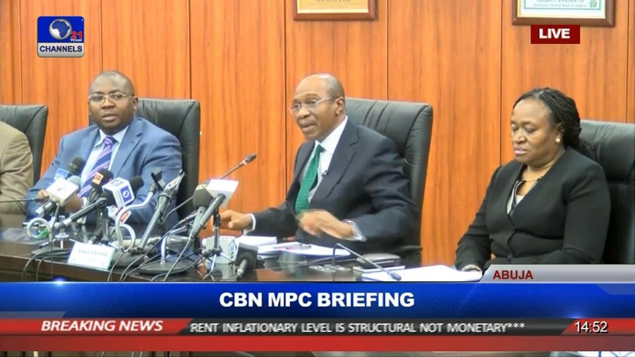 MPC Meeting CBN
