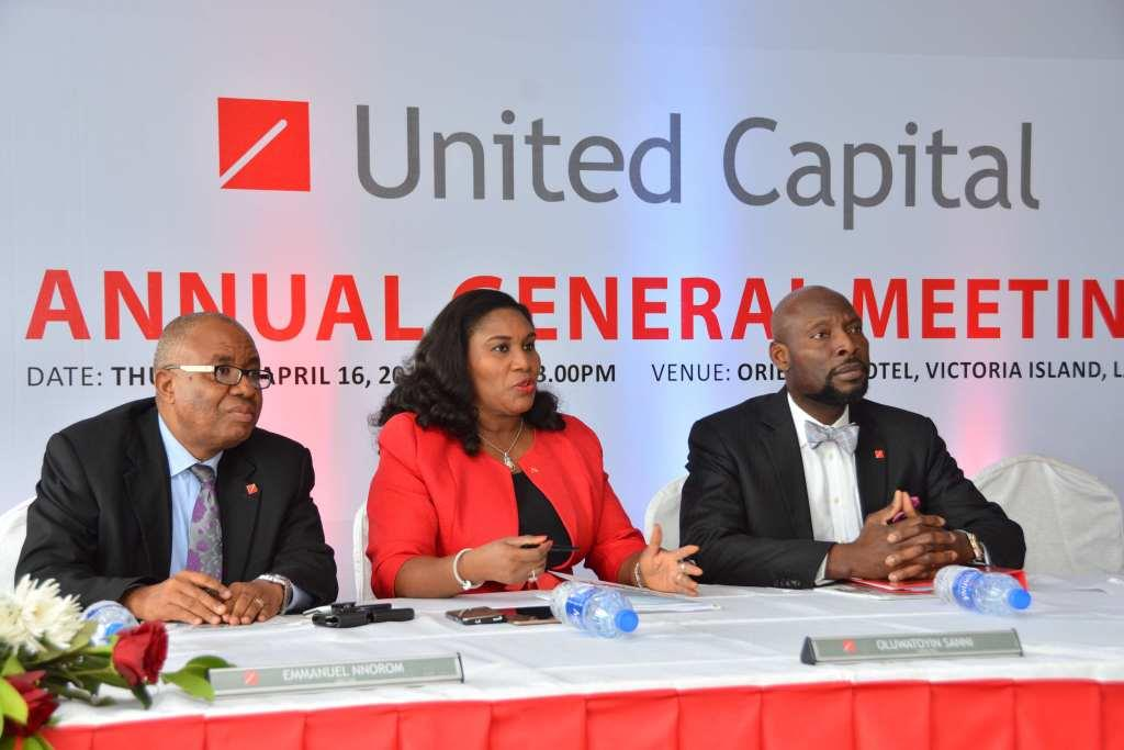 United Capital Declares 30 kobo Dividend amid 0.6% Decline in Profit