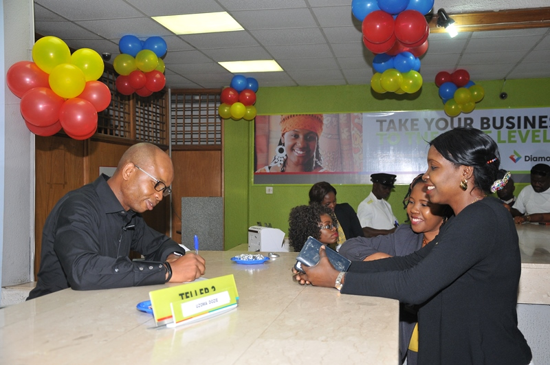 Diamond Bank: Battling for Survival Under Uzoma Dozie