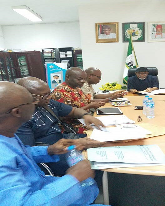 Anxiety as FG, NUPENG Hold Crucial Meeting 11:30am Today