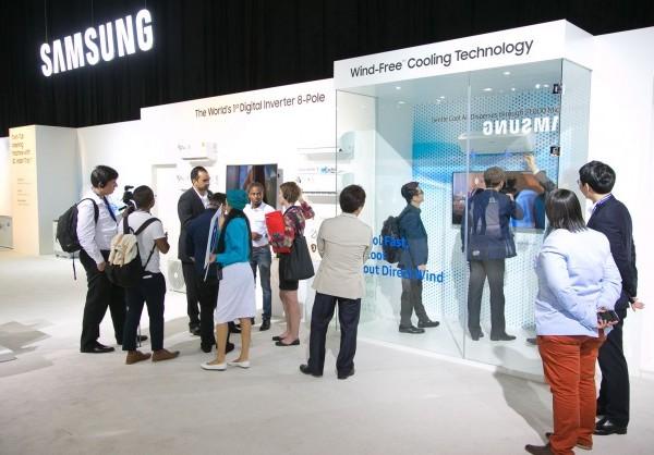 Magic of Samsung Wind-Free Air Conditioner