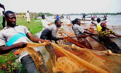 Lagos Fishermen Beg FG for Support