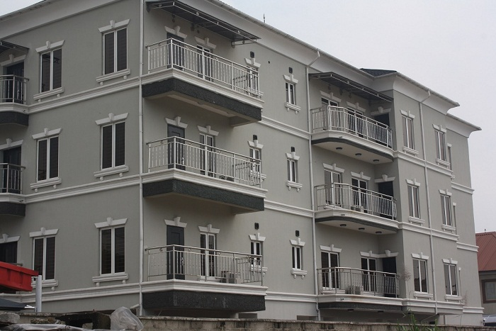 housing units FG