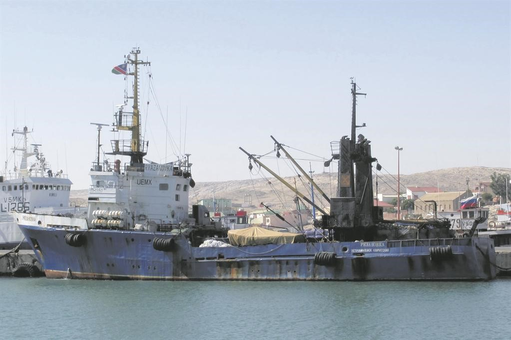 namibia Shipping Deal