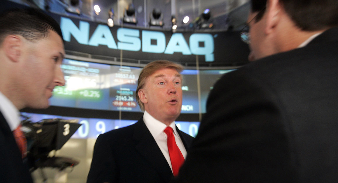 Trump's Speech: Wall Street Risks Choppy Trading