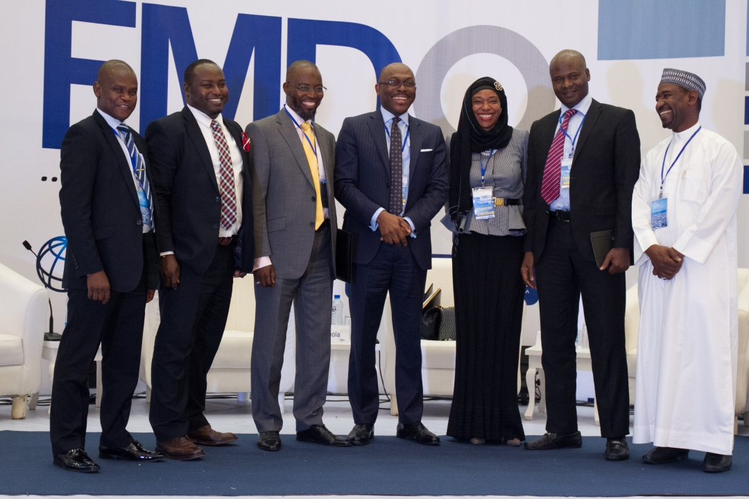 IFC Leadership Team Visits FMDQ in Lagos