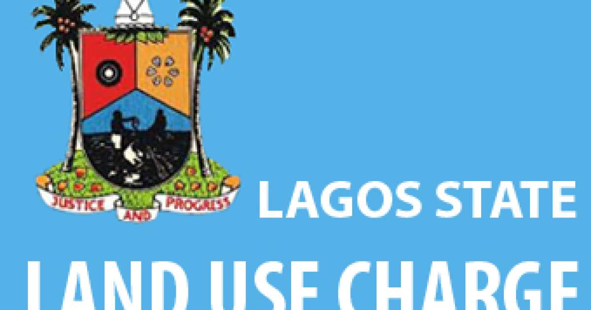 Land Use Charge Lagos