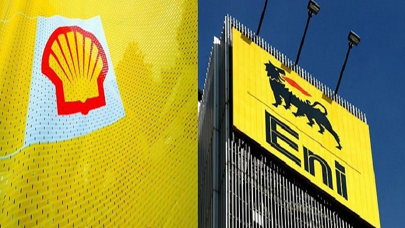 Shell Eni OPL 245