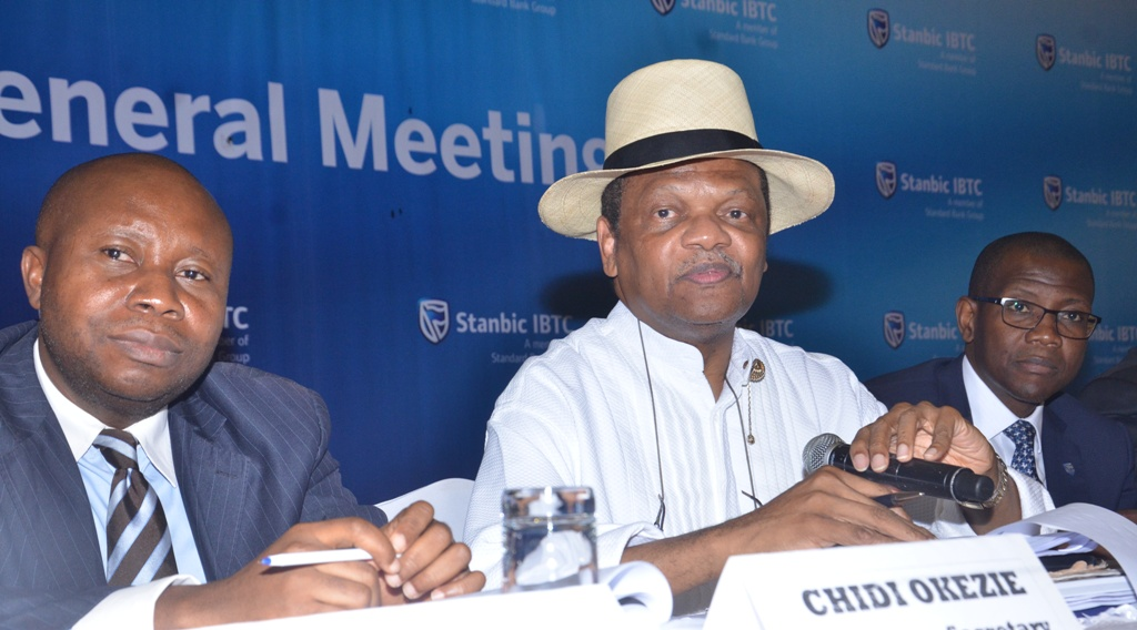 Stanbic IBTC Assures Shareholders on Sustainable Growth
