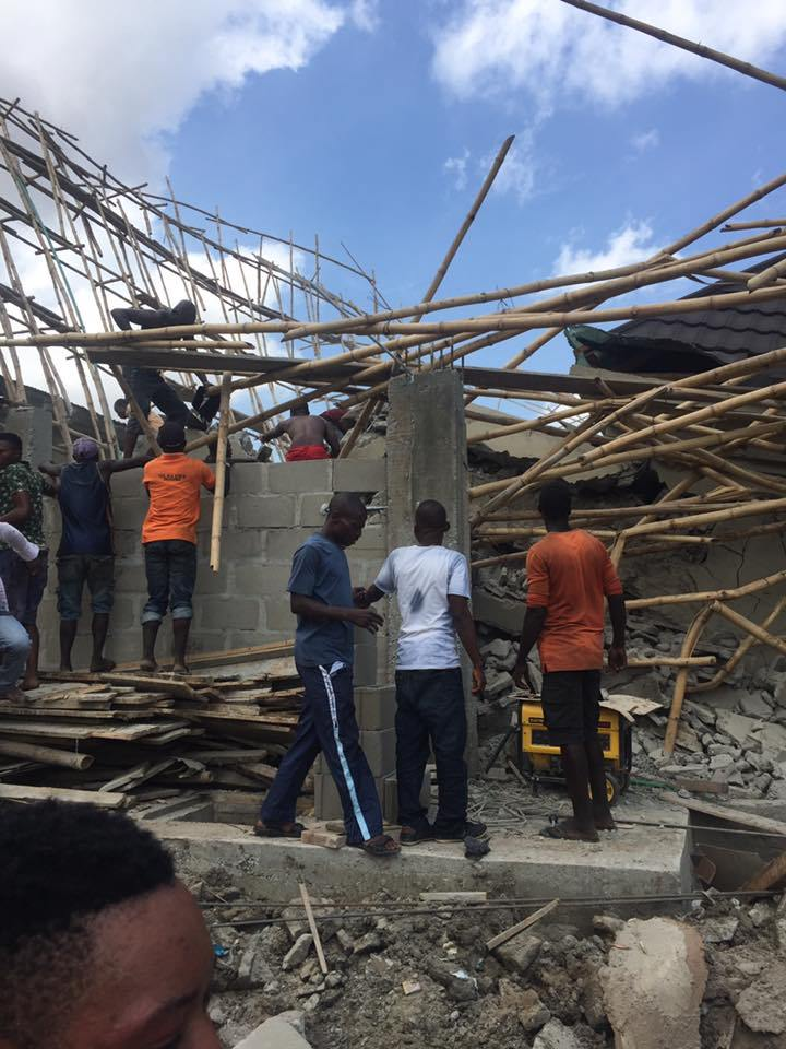 Building Collapse: Lagos Mulls Whistle Blowing Policy