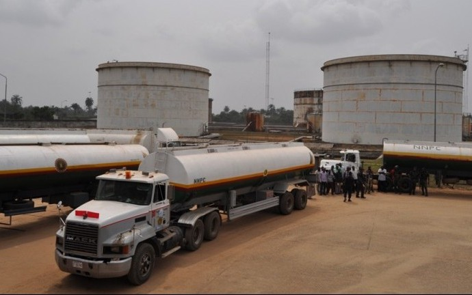 NNPC Uncovers 144 Hoarded Petrol-Laden Tankers in Kano