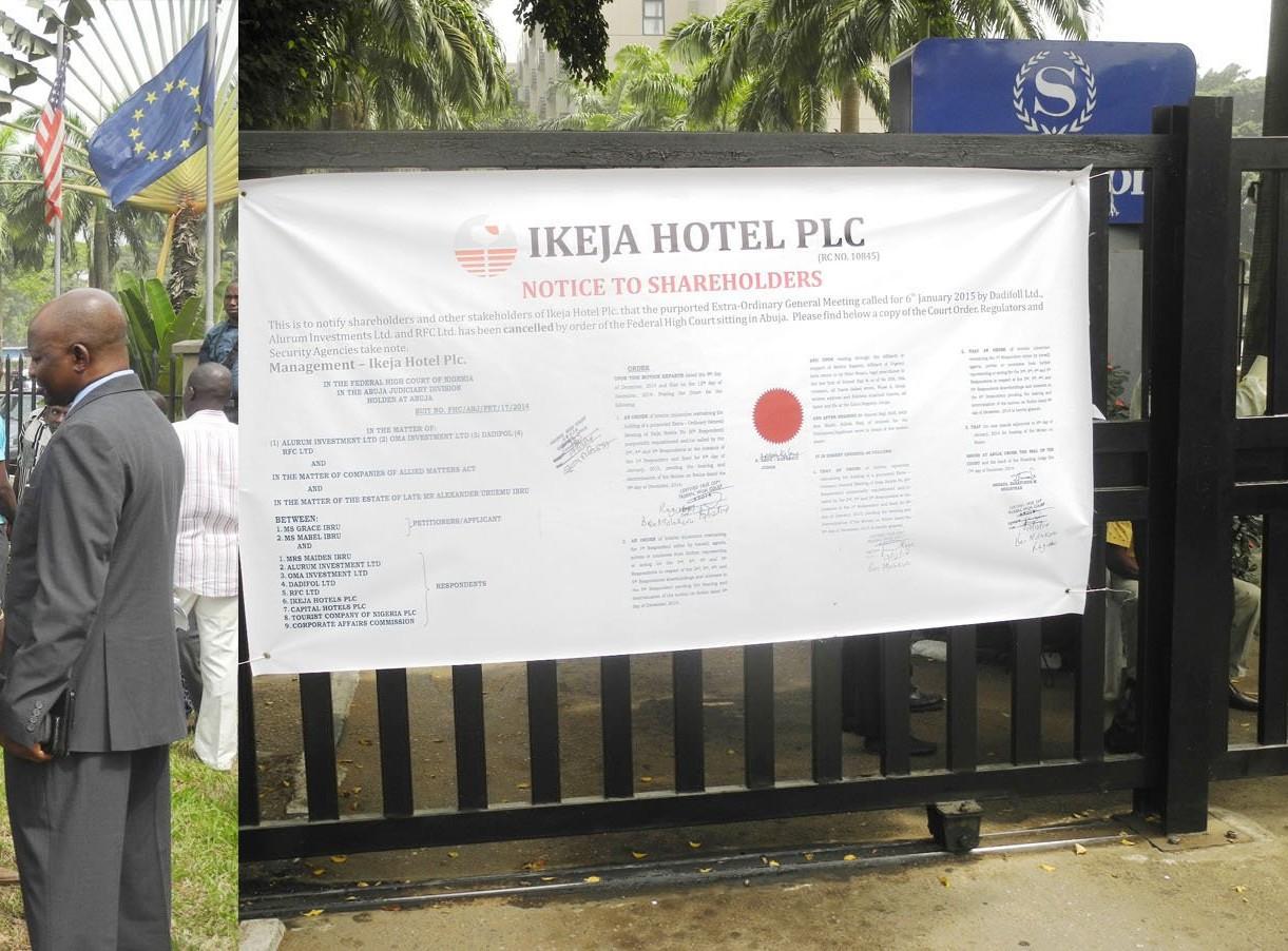 Ikeja Hotel