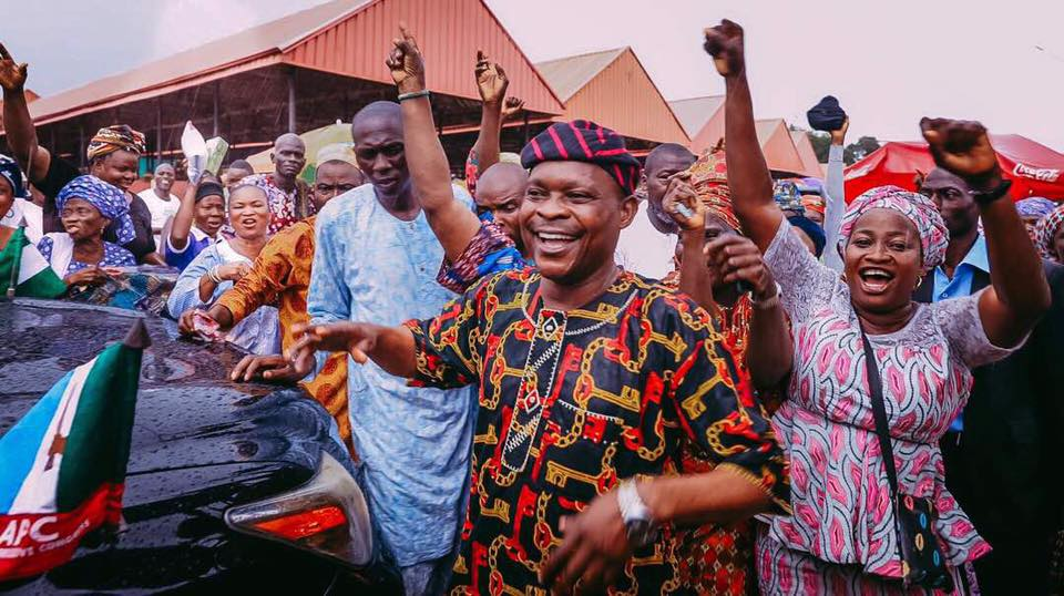 Oyo Residents to Enjoy Health Insurance Scheme with N200