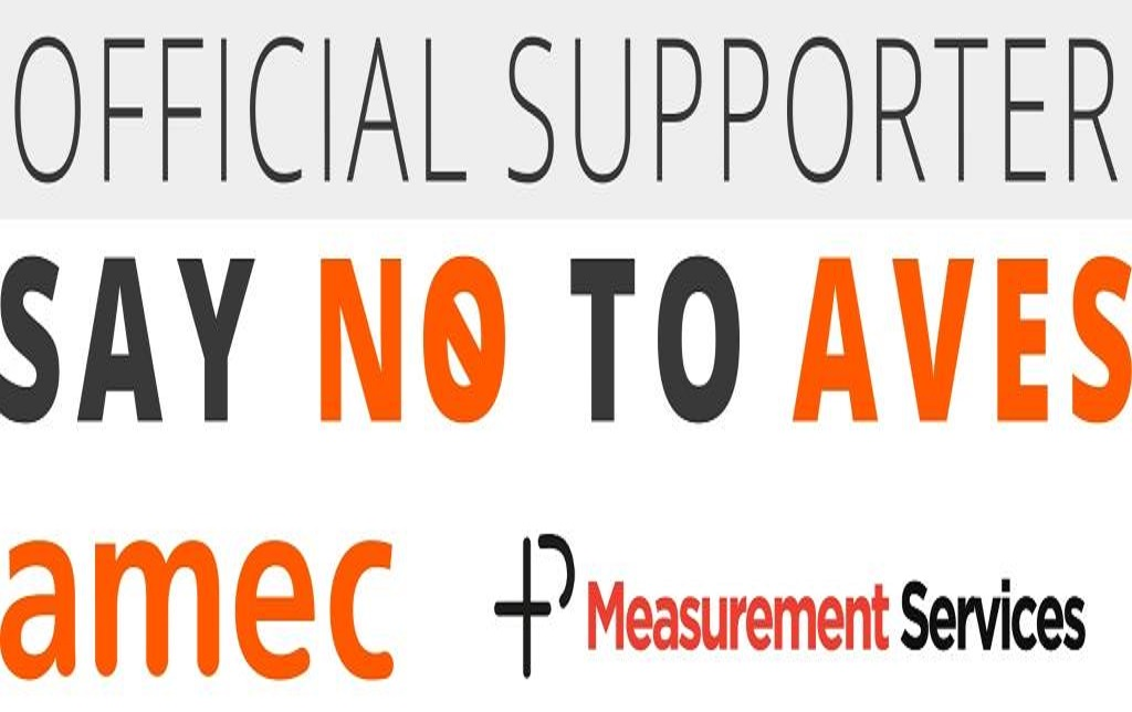 Experts Back 'Say No to AVEs' Campaign by AMEC