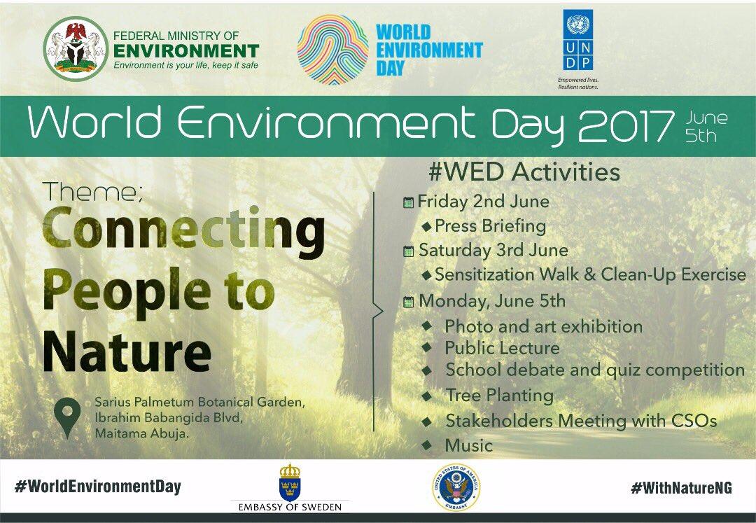 world environmental day World environment day - get latest news on world environment day read breaking news on world environment day updated and published at zee news.
