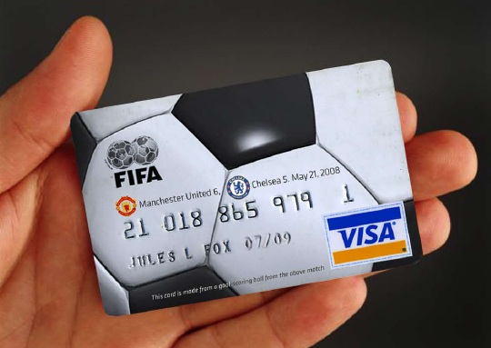 Visa Plans Cashless for 2017 FIFA Confederations Cup