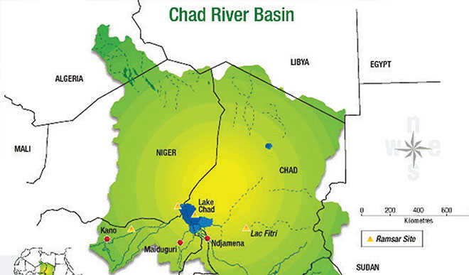 Boko Haram hinders NNPC to explore oil in Lake Chad