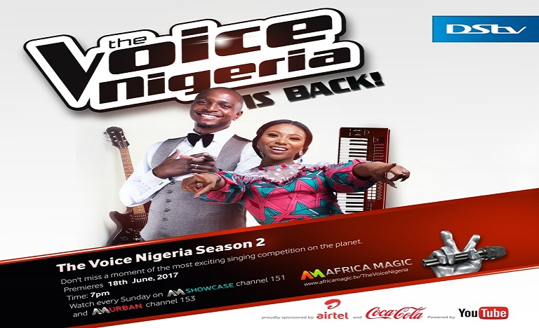 Anxiety as Blind Auditions Wrap up on The Voice Nigeria