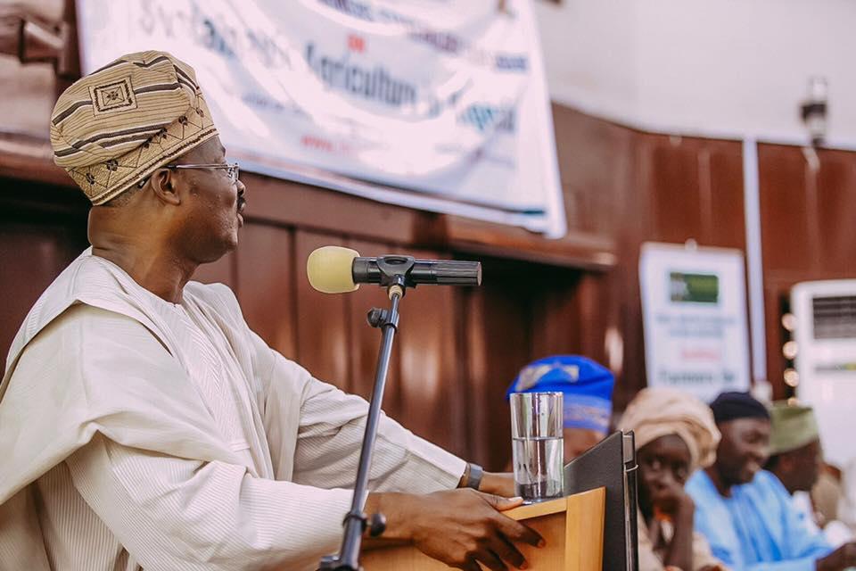 Youth Empowerment Will Propel Economic Growth—Ajimobi