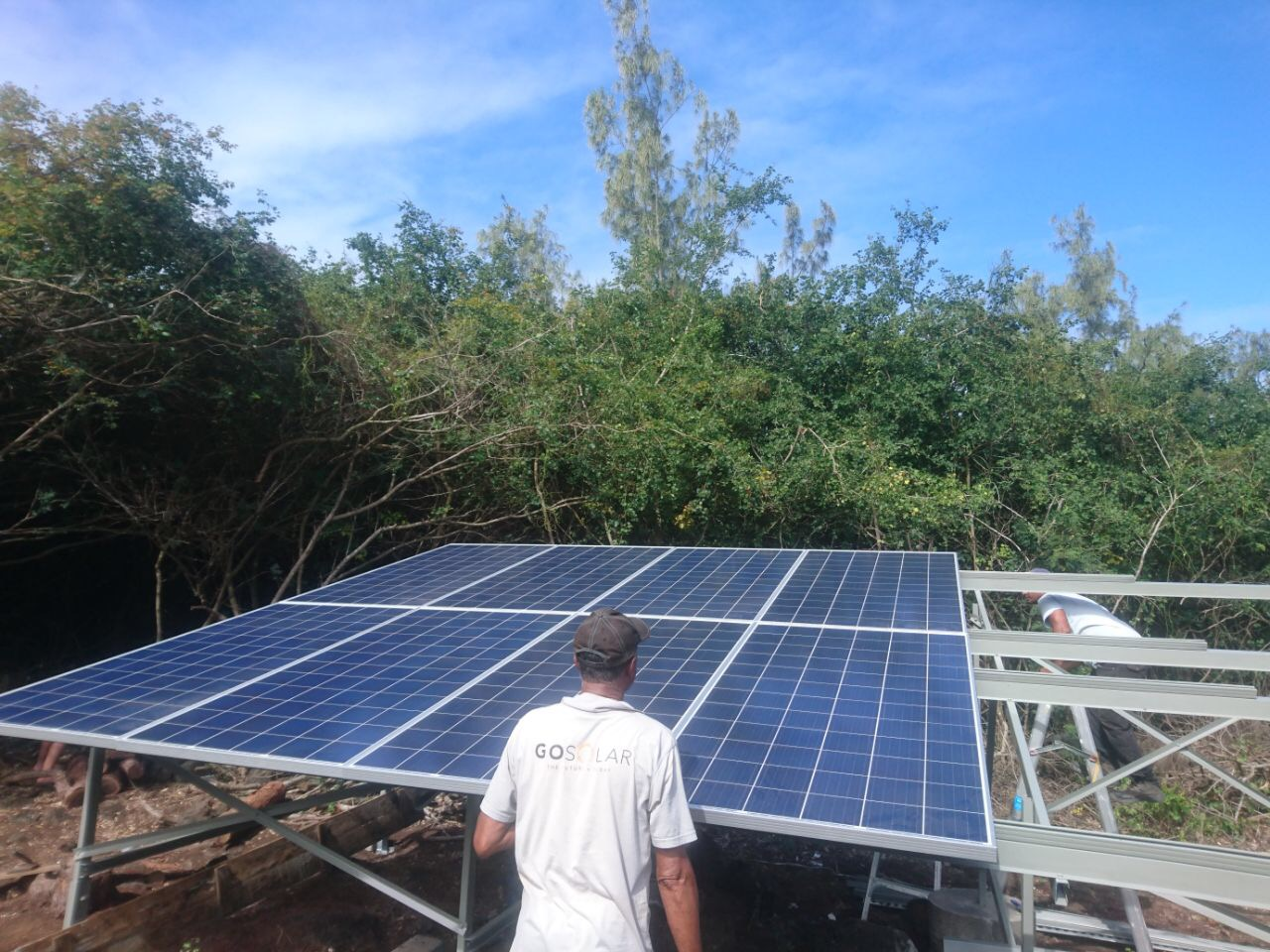 LUX Executes 100% Renewable Energy Project in Mauritius