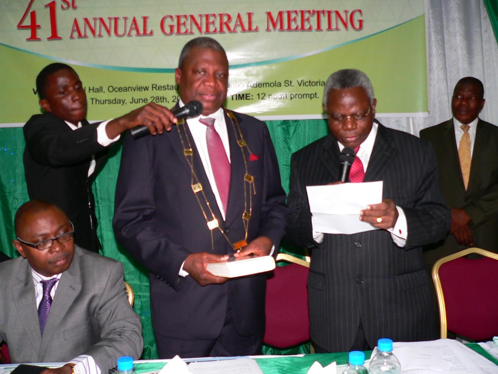 Nigerian Insurers Association Confirms Ilori as DG