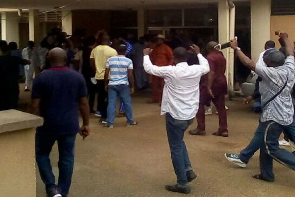 BREAKING: Edo Assembly Impeaches Speaker