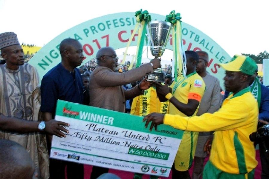 Plateau United wins NPFL
