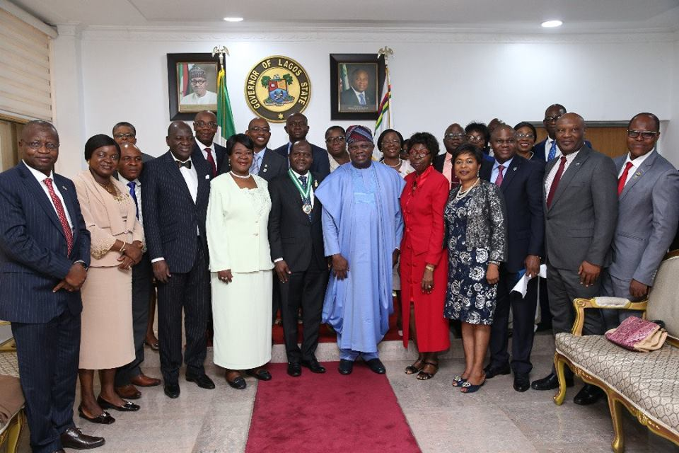 Lagos to Partner ICAN to Boost Informal Sector