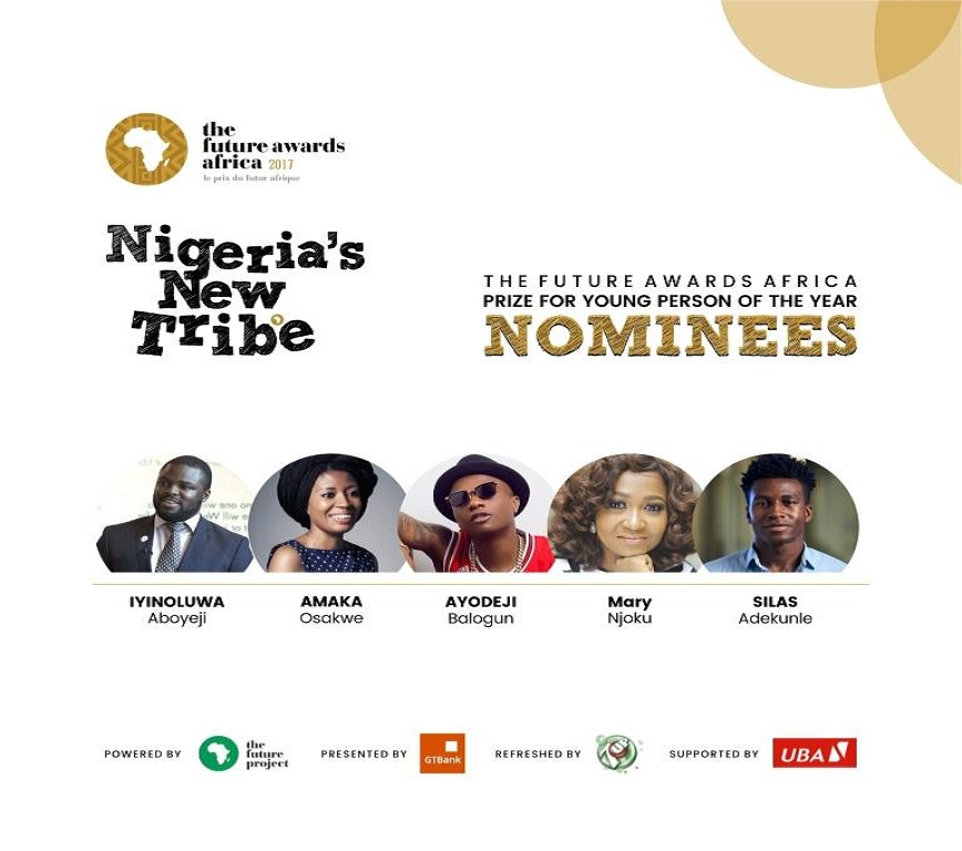 105 Young Nigerians Battle for The Future Awards Africa