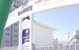 Dangote Cement shares