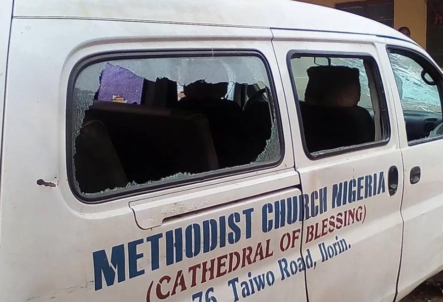 World Council of Churches Condemns Attacks on Nigerian Churches