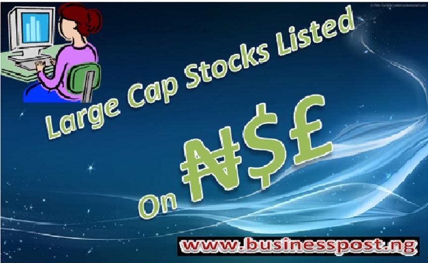 Large cap stocks