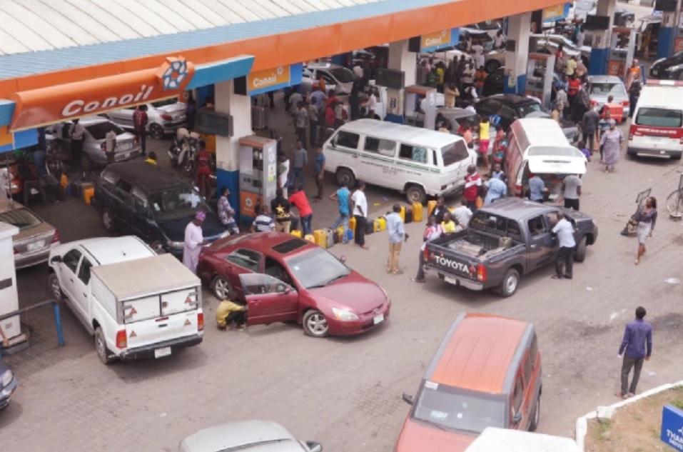 fuel scarcity history nigeria