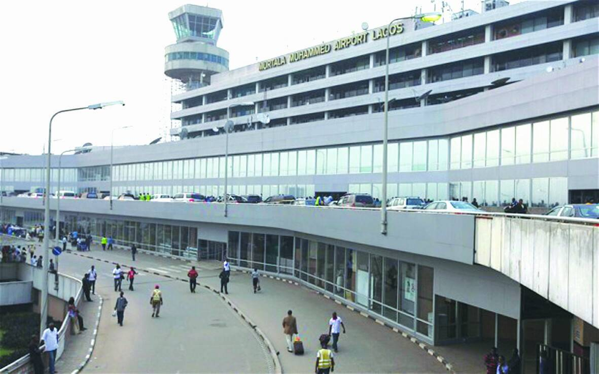 African hub airports ICAO