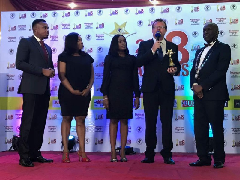 LCCI Names CNBC Africa 'Best Business Television'