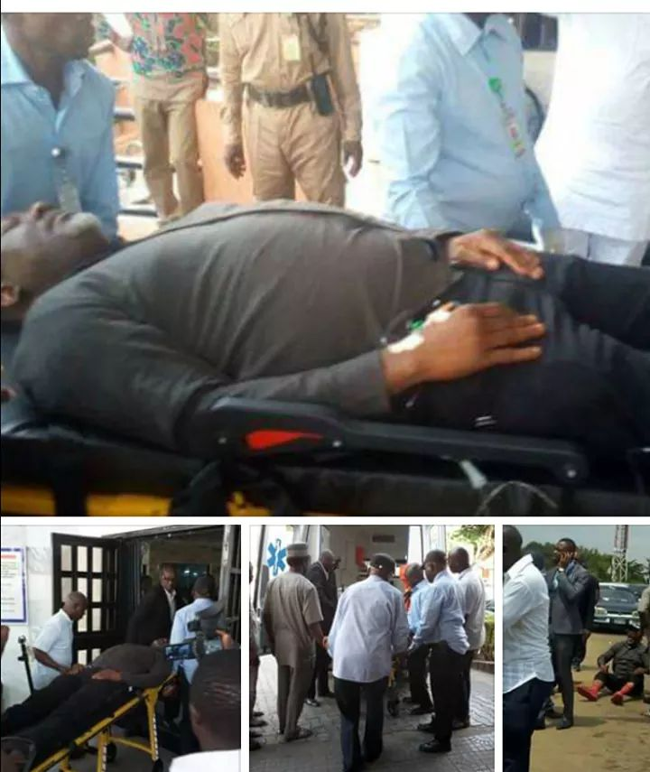 Police Arraigns Melaye for Attempted Suicide