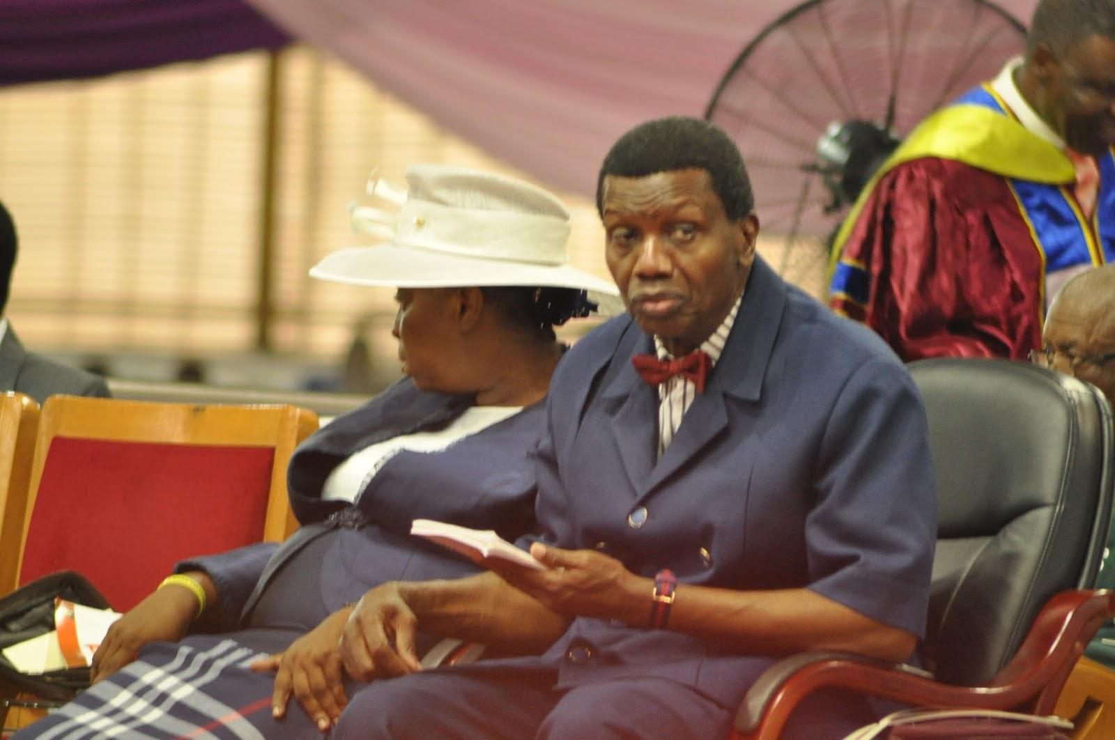 Christianity, Easter, Adeboye: Should RCCG Merge Parishes?