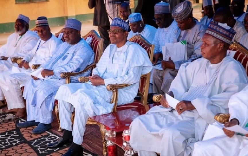 I Seek Second Term in Office to Serve Nigerians Better—Buhari