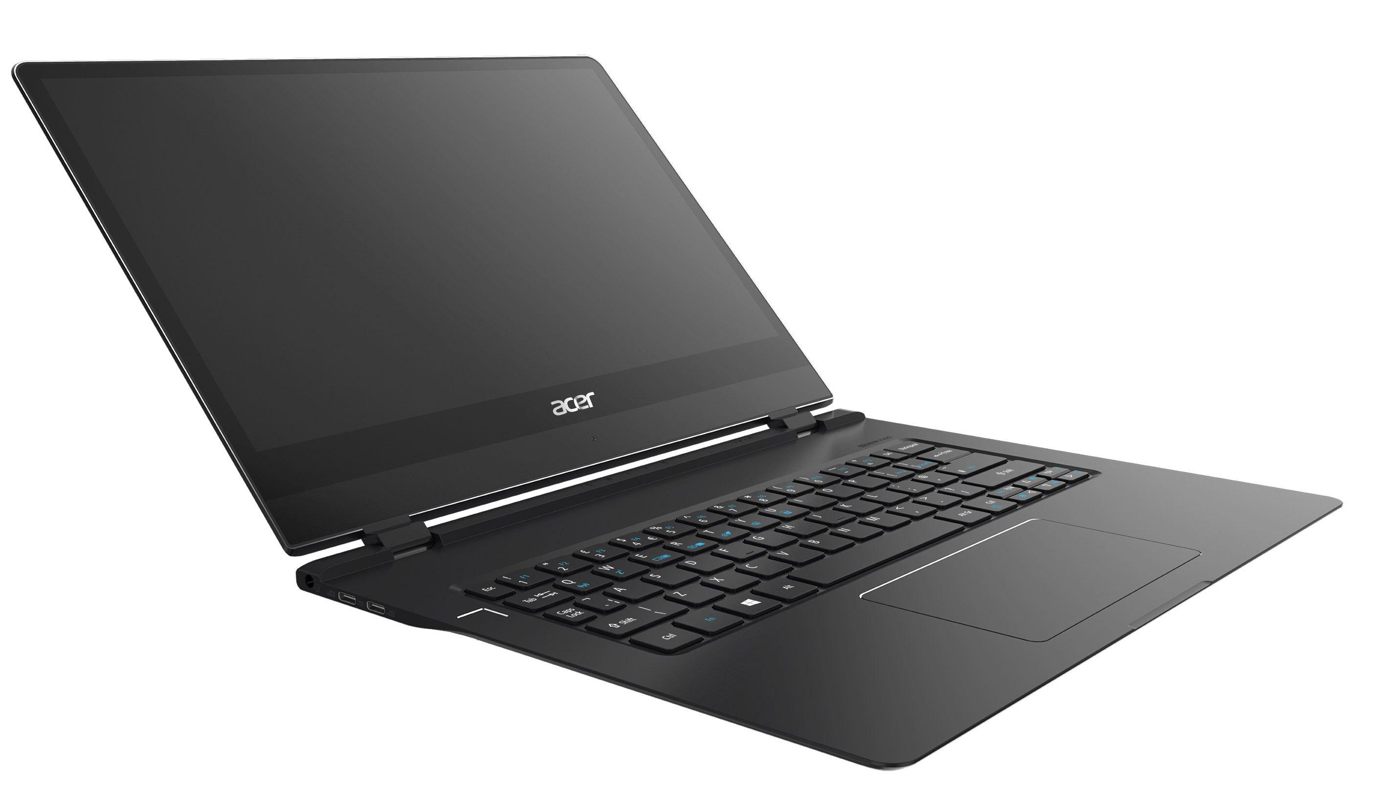 Acer Unveils Always-on 4G LTE Windows 10 Laptop