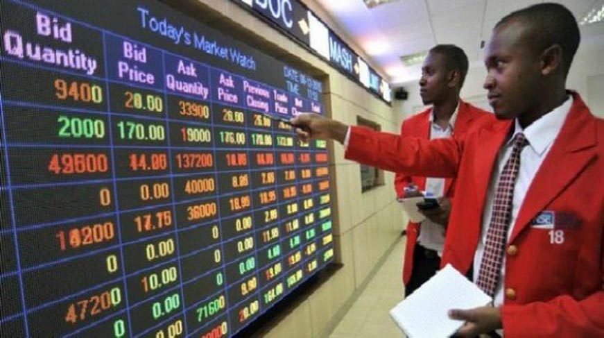 Volume of Shares Traded on Nigerian Stock Exchange Drops by 623m in 5 Days  | Business Post Nigeria