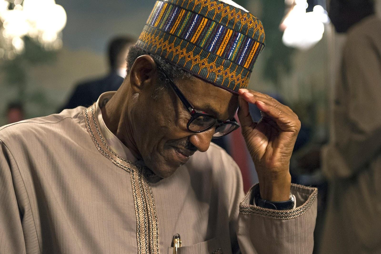 Nigeria's total debts
