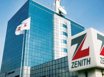 Zenith Bank customer